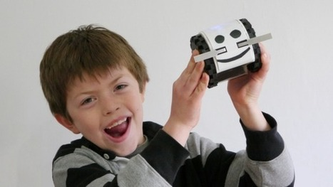 Robotiky Is (Yet) Another Cute Way To Teach Kids Coding Using Robots | Big and Open Data, FabLab, Internet of things | Scoop.it