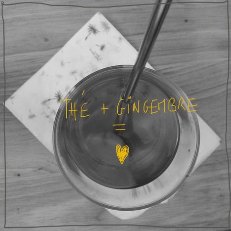Thé + gingembre = j'aime | Miss No Gluten | Veille sur le thé | Scoop.it