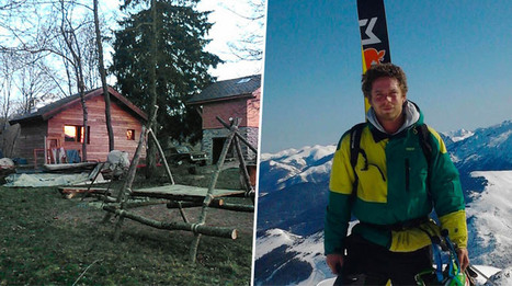 Cet homme vit en autonomie complète dans les Pyrénées | Des idées à prendre ailleurs... | Scoop.it