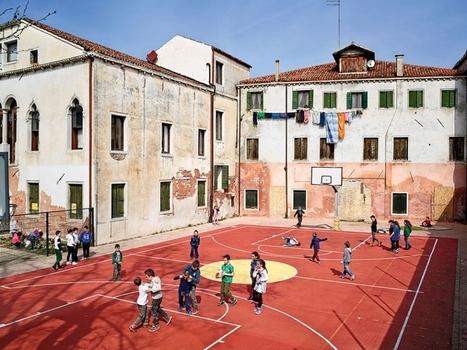 Σχολικές αυλές απ' όλο τον κόσμο | omnia mea mecum fero | Scoop.it