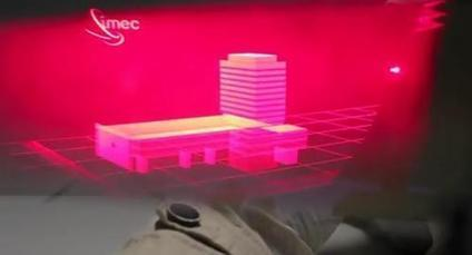 Holographic 3-D looks tantalizingly closer in 2012 | Revolutionary - Agents | Scoop.it