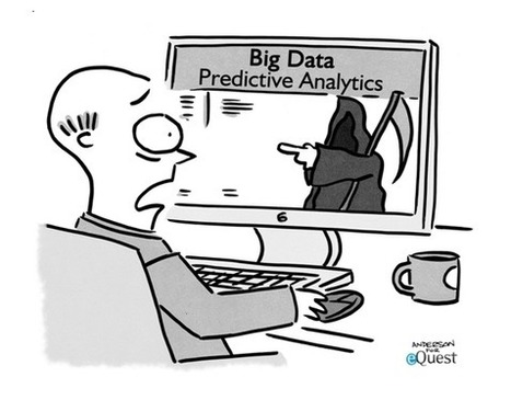 Big Data's Greatest Power: Predictive Analytics | eQuest | Analytics for small and medium manufacturing business | Scoop.it