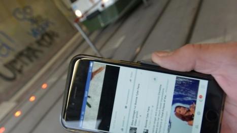 So funktionieren die Boden-Ampeln für Handy-Nutzer in Augsburg | Angelika's German Magazine | Scoop.it