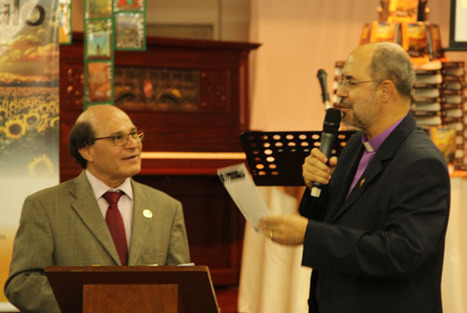Igreja Metodista lança a Bíblia no Cenáculo | Destaque Nacional | Scoop.it