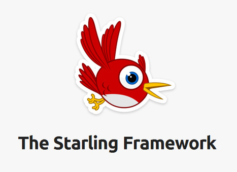 Starling goodies round-up: GPU Based Snow ... | Everything about Flash | Scoop.it