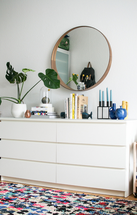 Happy Interior Blog: Little Boho Makeover At Home   CAEXI Expertises   Scoop.it