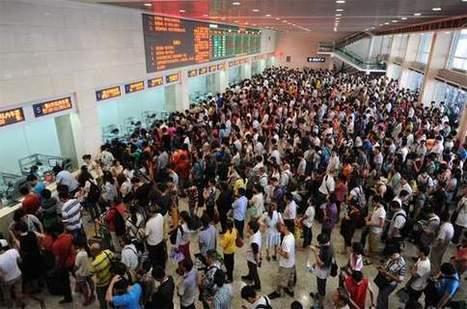 Près de 60% des Chinois vivront en ville d'ici 2018 | Chine contemporaine • 內 | Scoop.it