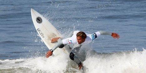 Biarritz : la finale de surf open des championnats de France, c'est ce lundi ! | BABinfo Pays Basque | Scoop.it