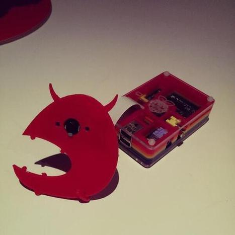 Twitter / jeromemaurey: Started designing a #3dprinted ... | Raspberry Pi | Scoop.it