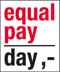 Equal Pay Day - Egalité salariale | Gender-Balanced Leadership | Scoop.it