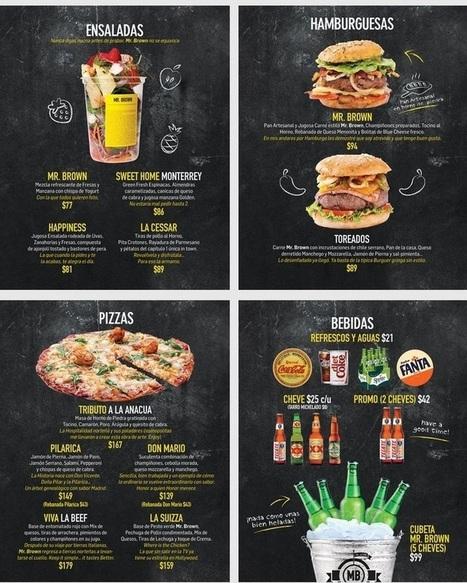 Cómo aplicar marketing gastronómico al diseño de una carta de restaurante | Alimentaria Web 2.0, Marketing and Social Media Food | Scoop.it