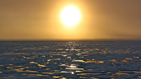 The winds of the stratosphere reshape deep ocean currents | Grade 10 | Scoop.it