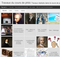 Cours de philo / numérique   TUICE_Université_Secondaire   Scoop.it
