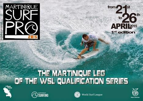 Martinique Surf Pro 2015 - Teaser Video | Caribbean Island Travel | Scoop.it