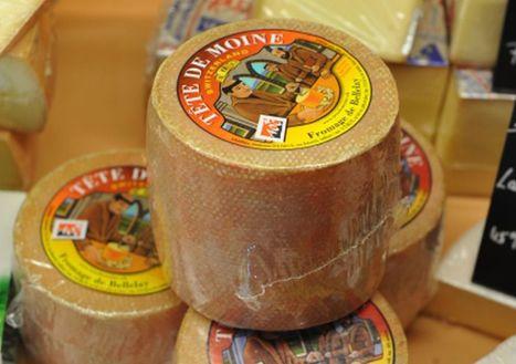 Suisse : Un fromage produit avec de l'énergie solaire | The Voice of Cheese | Scoop.it