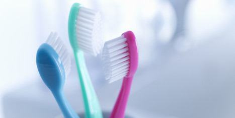 The Disgusting Truth About Your Toothbrush | Huffington Post | CALS in the News | Scoop.it