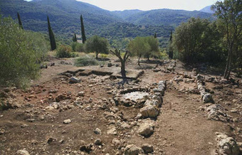 The Mycenaean megaron at Tzannata, Kephalonia | Discovering the past | Scoop.it