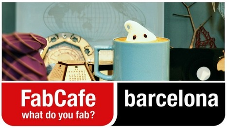 FabCafe Barcelona | Digital Design and Manufacturing | Scoop.it
