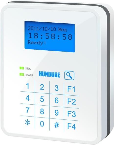 HUNDURE HTA-860 - Access Control   Time & Attendance Device   cctv security   Scoop.it