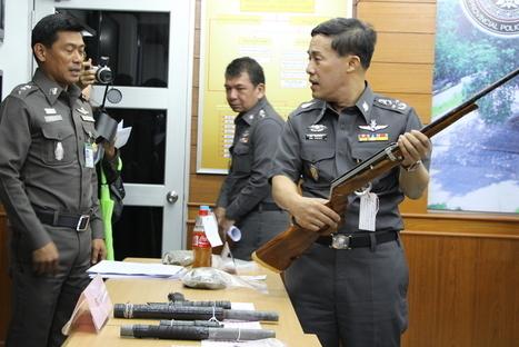 Phuket News: Phuket forty-day anti-crime drive 'a big success' | Thai hotels | Scoop.it