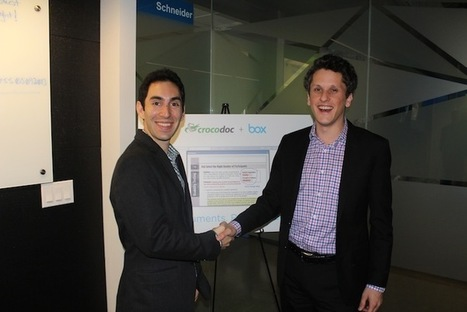 Box acquires Crocodoc to turn all those docs you upload into HTML5 masterpieces - VentureBeat   Custom ecommerce   Scoop.it