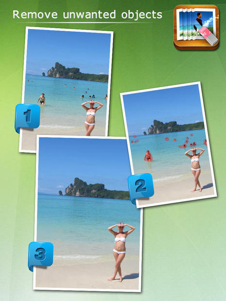 Photo Eraser - Remove Unwanted Objects from Pictures (Photography) | Handy Online Tools for Schools | Scoop.it