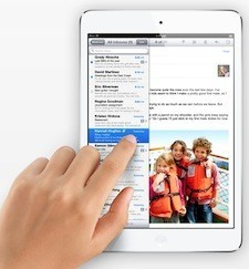 Make text more legible on iPad mini | TUAW - The Unofficial Apple ... | iPads in Education Daily | Scoop.it