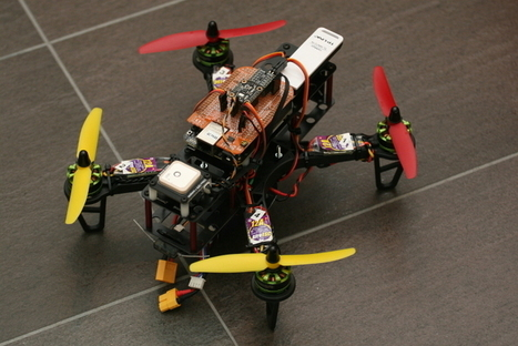 BBBMINI a Linux autopilot based on ArduPilot and BeagleBone Black - dronespain.es | Raspberry Pi | Scoop.it