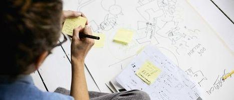 Design thinking: et si on libérait les idées? | l'Emploi des cadres et Tips | Scoop.it
