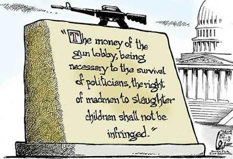 Gun lobby money | The US Gun Debate | Scoop.it