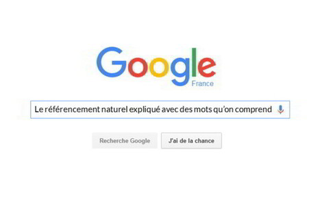 Le référencement naturel expliqué simplement #SEO - Choblab | Organized in a very complicated world | Scoop.it