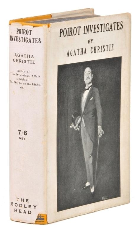Hercule Poirot, le détective d'Agatha Christie, va vivre de nouvelles aventures | le roman policier | Scoop.it