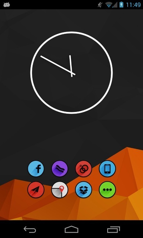 Umbra - Icon Pack v1.1.01 | ApkLife-Android Apps Games Themes | Umbra | Scoop.it