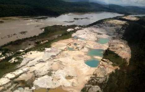 Au Venezuela, des Indiens manifestent contre la violence de l'exploitation minière | Venezuela | Scoop.it