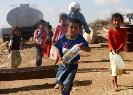 Water shortages hit West Bank Palestinians, provoking war of words | water news | Scoop.it