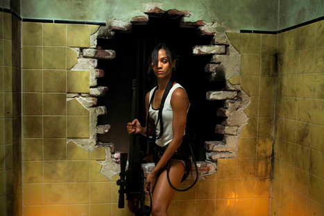 Colombiana - Reviews by I Rate Films | Film reviews | Scoop.it