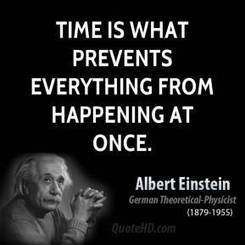 Albert Einstein Time Quotes | Life Quotes | Scoop.it