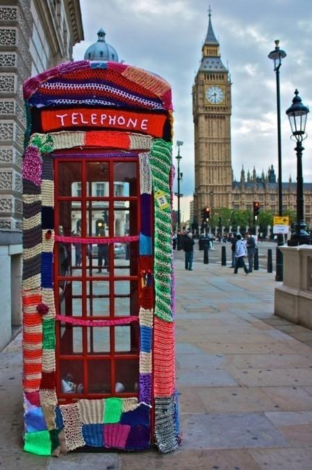 London Public Telephone | World of Street & Outdoor Arts | Scoop.it
