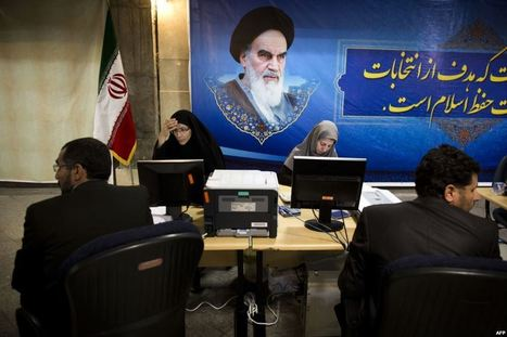 Candidate Registration Under Way For Iranian Presidential Vote | Comparative Government and Politics | Scoop.it