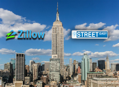 Zillow buys NYC real estate site StreetEasy for $50M, plans 2.5M ... | small business | Scoop.it