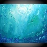 Christian paintings & Religious Abstract Art - ARTbyLuizaVizoli   Original-Painting   Scoop.it
