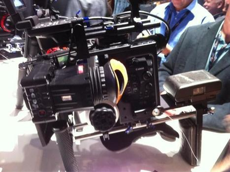 DSLR News Shooter | Canon goes to Hollywood – The new 300C camcorder unveiled | Videography | Scoop.it