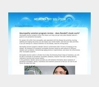 Neuropathy solution - Neuropathy Solution Review | Health care | Scoop.it
