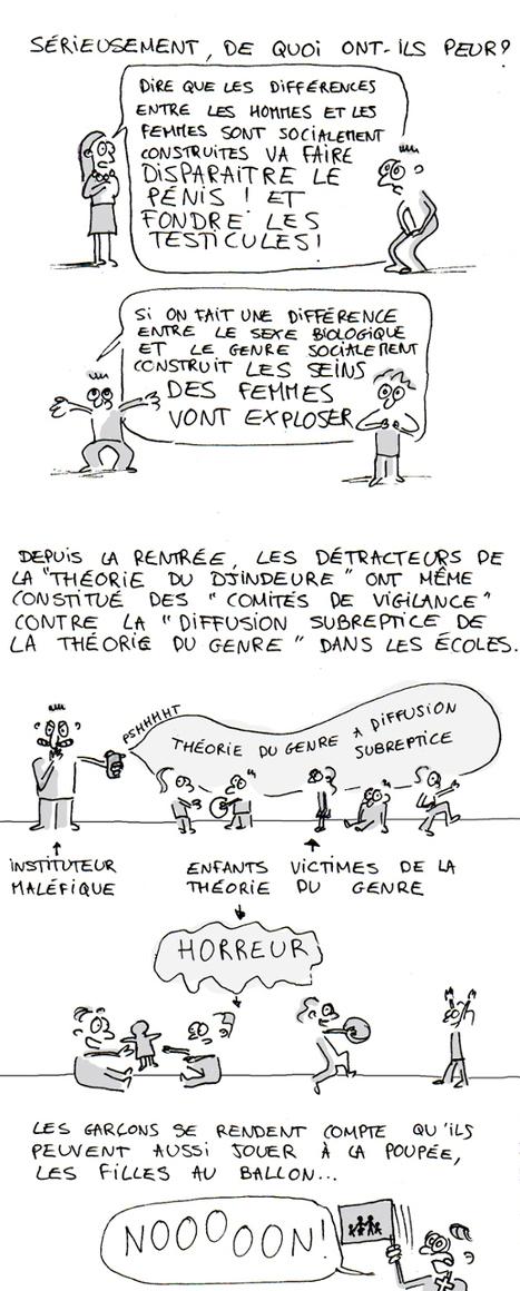La théorie du genre (djendeure). - IV | le français à table | Scoop.it