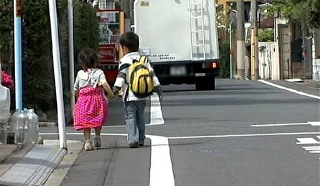 Why Little Kids in Japan Are So Independent | Geography Education | Scoop.it