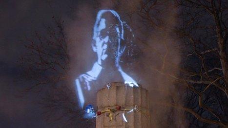 Hologramas salen a las calles en España para manifestarse en contra de ley anti-protestas | Activismo en la RED | Scoop.it