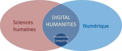 Bibliothèques et humanités numériques - par Elydia Barret - épisode 1   Enssib   Library & Information Science   Scoop.it