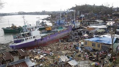 Typhoon Haiyan: Before and after the storm   Hazards & Disasters in the news   Scoop.it