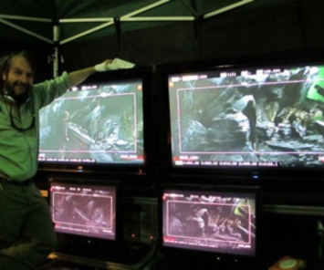 Peter Jackson's Hobbit behind-the-scenes video shows off extensive 3D production | Machinimania | Scoop.it