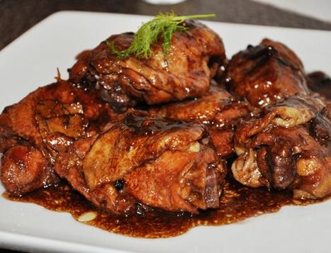 Chicken Recipe-Pork and Chicken Adobo | recipe | Scoop.it